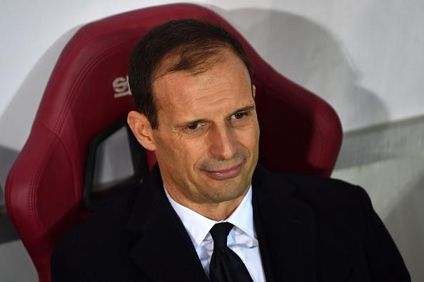 Старши треньорът на Ювентус Масимилиано Алегри похвали отбора след победата