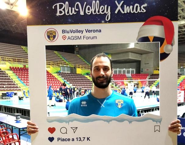 Българският волейболист Матей Казийски се очаква да излезе като титуляр