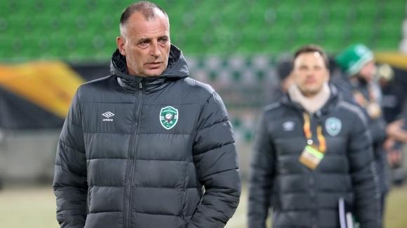 Наставникът на Лудогорец Антони Здравков похвали футболистите си за победата