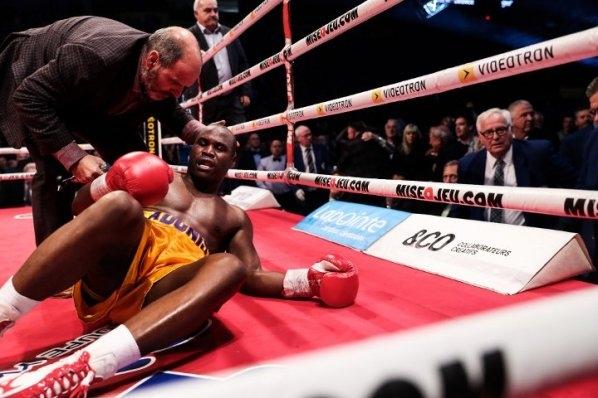 Бившият световен шампион по бокс в полу-тежка категория във версия
