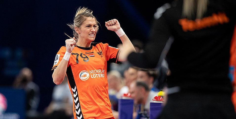 Холандия победи Румъния с 24:20 (15:8) и спечели бронзовите медали