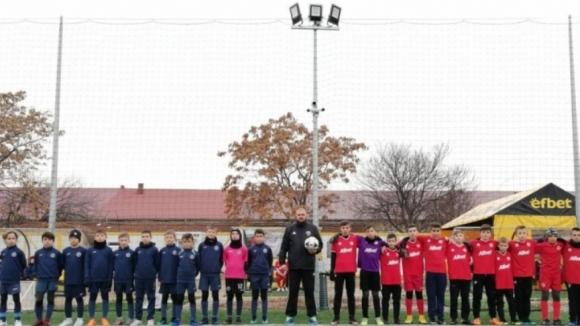 Децата в ЦСКА 1948, родени през 2006 и 2007 година,