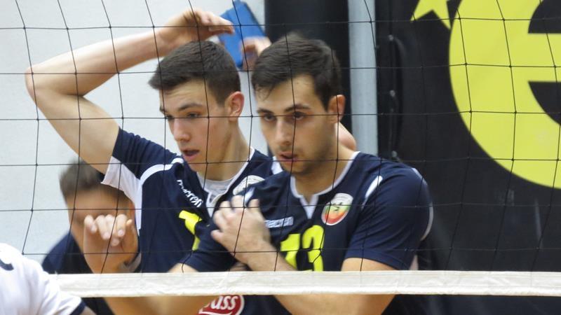Новакът във волейболната Суперлига на България Дунав (Русе) измъчи сериозно