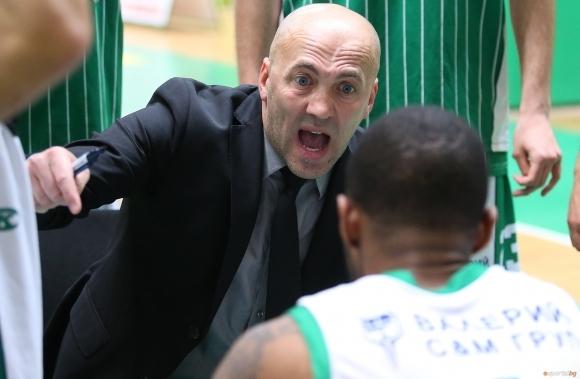 Старши-треньорът на Балкан (Ботевград) Небойша Видич бе със смесени чувства