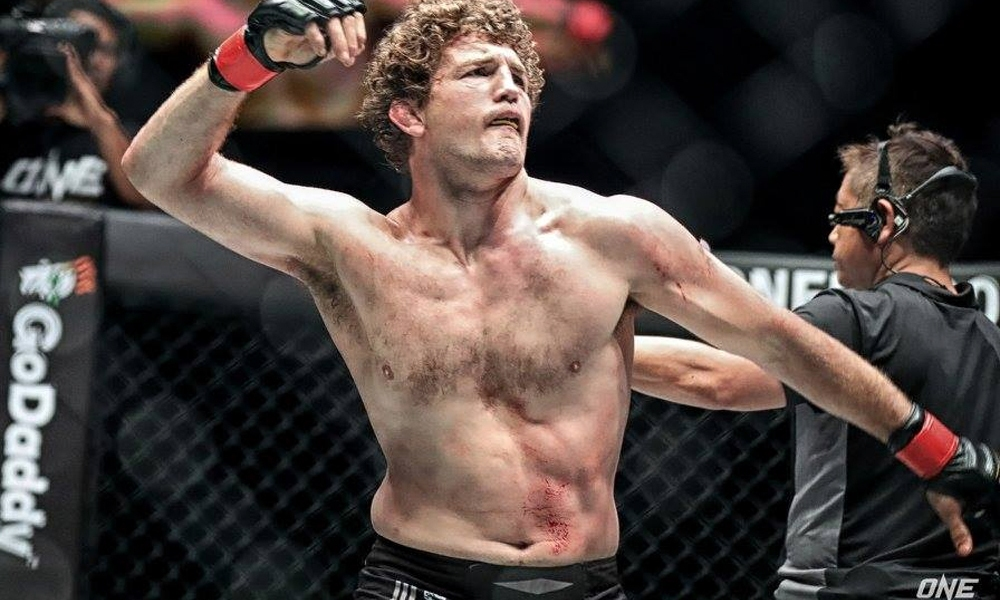 Най-новото попълнение на UFC Бен Аскърн обяви, че е готов