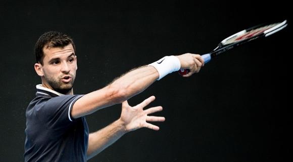 Най-добрият български тенисист Григор Димитров продължава да заема 19-ото място
