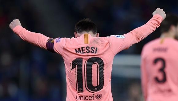 Аржентинската мегазвезда на Барселона Лионел Меси коментира жребия за 1/8-финалите