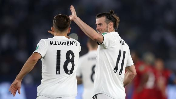 Отборите на Реал Мадрид и Кашима Антлърс излизат в 1/2-финален