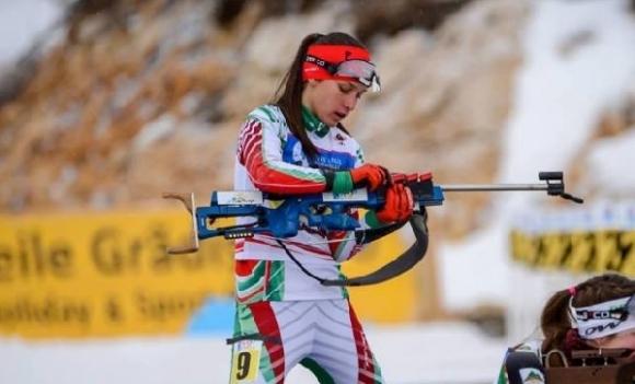 Българката Милена Тодорова завърши на 10-о място в индивидуалната дисциплина