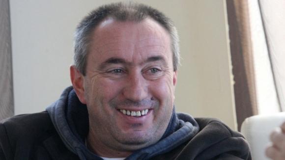 Бившият наставник на Левски и настоящ селекционер на Казахстан Станимир