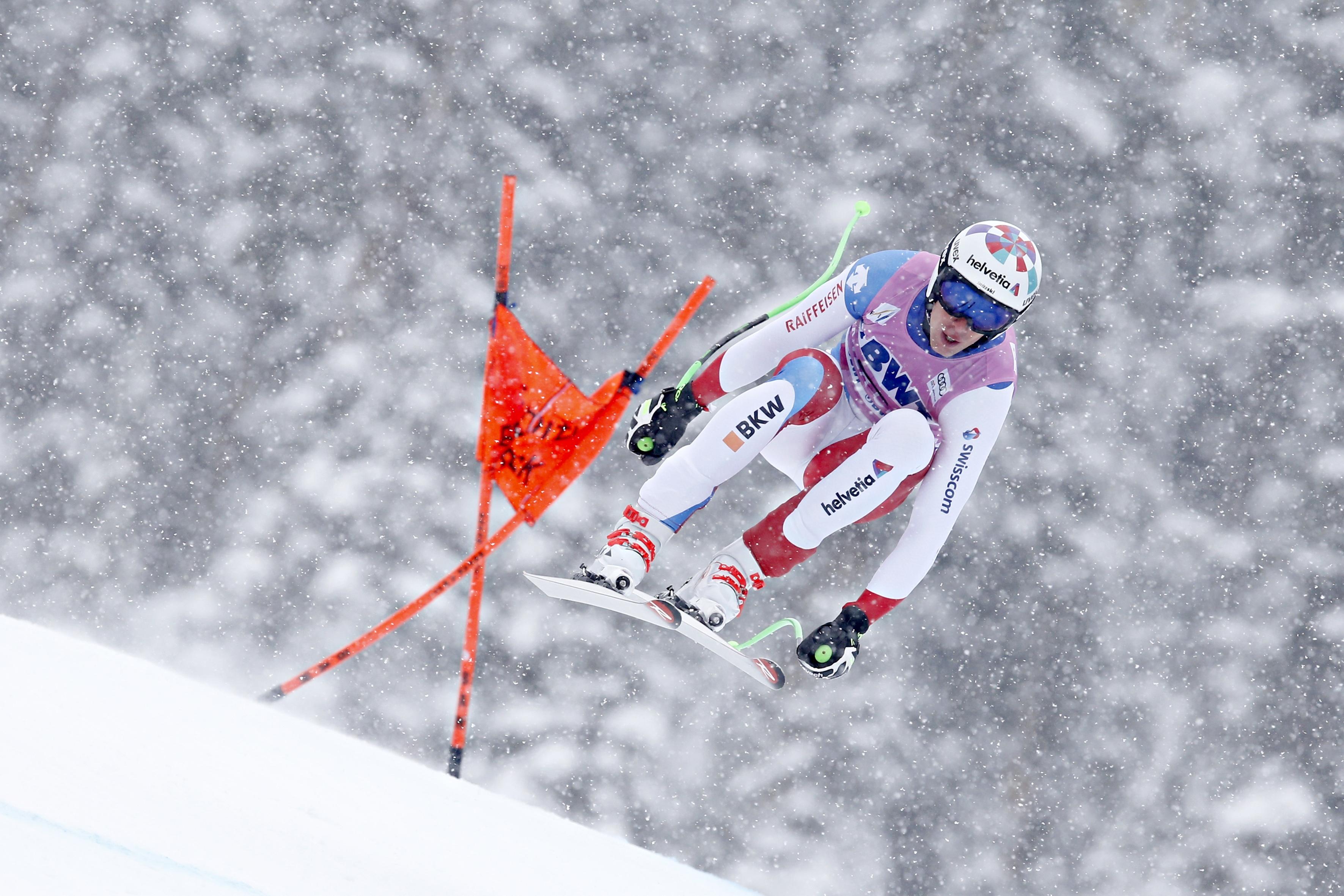 Швейцарският алпиец Марк Гизин напусна интензивното отделение на болницата в