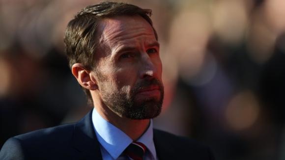 Мениджърът на английския национален отбор Гарет Саутгейт говори за младите