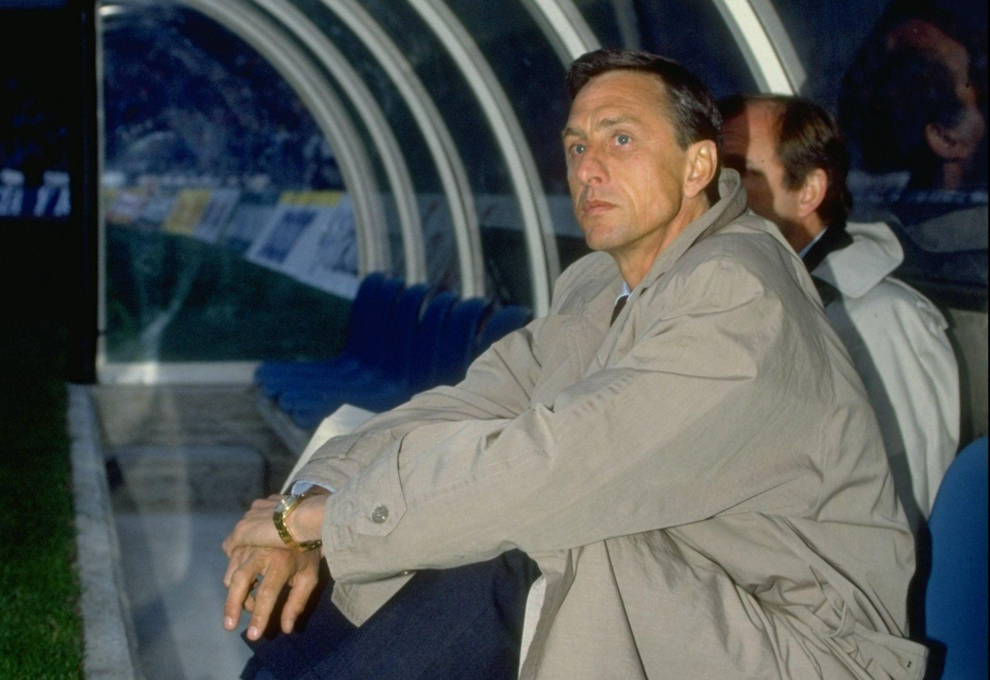 Йохан Кройф е икона в европейския и световния футбол. Още