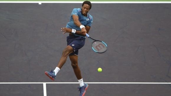 Гаел Монфис – един от най-атрактивните играчи в световния тенис