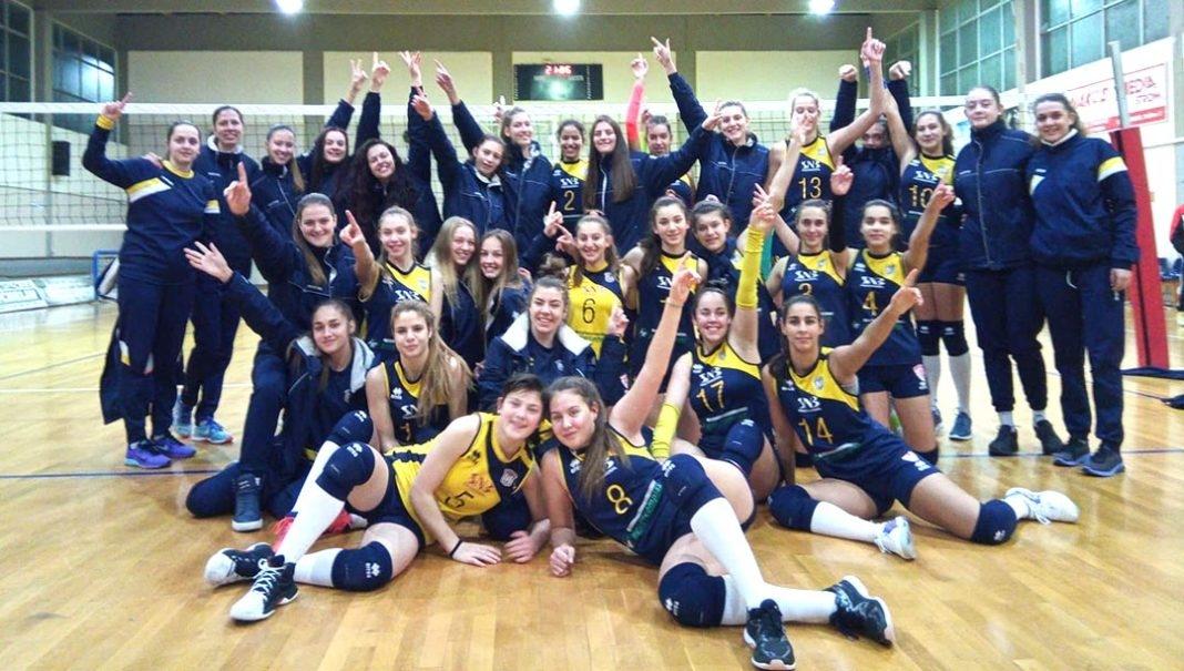 Отборите на Марица (Пловдив) продължиха успешния си поход на турнира