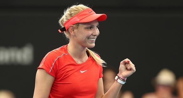 Хърватката Дона Векич, номер 34 в женската тенис-ранглиста, се класира