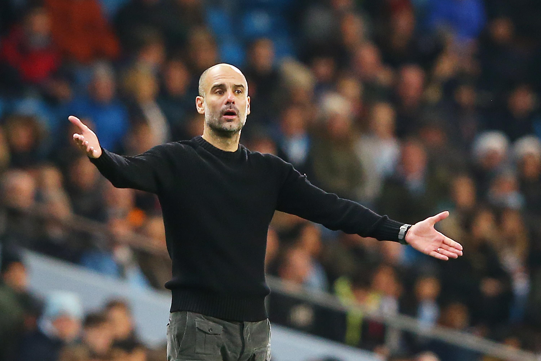 Мениджърът на Манчестър Сити Джосеп Гуардиола подобри рекорд на Жозе