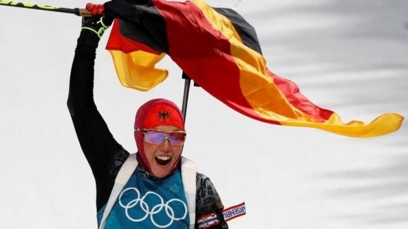 Невероятната Лаура Далмайер беше изпратена със заслужени и емоционални овации