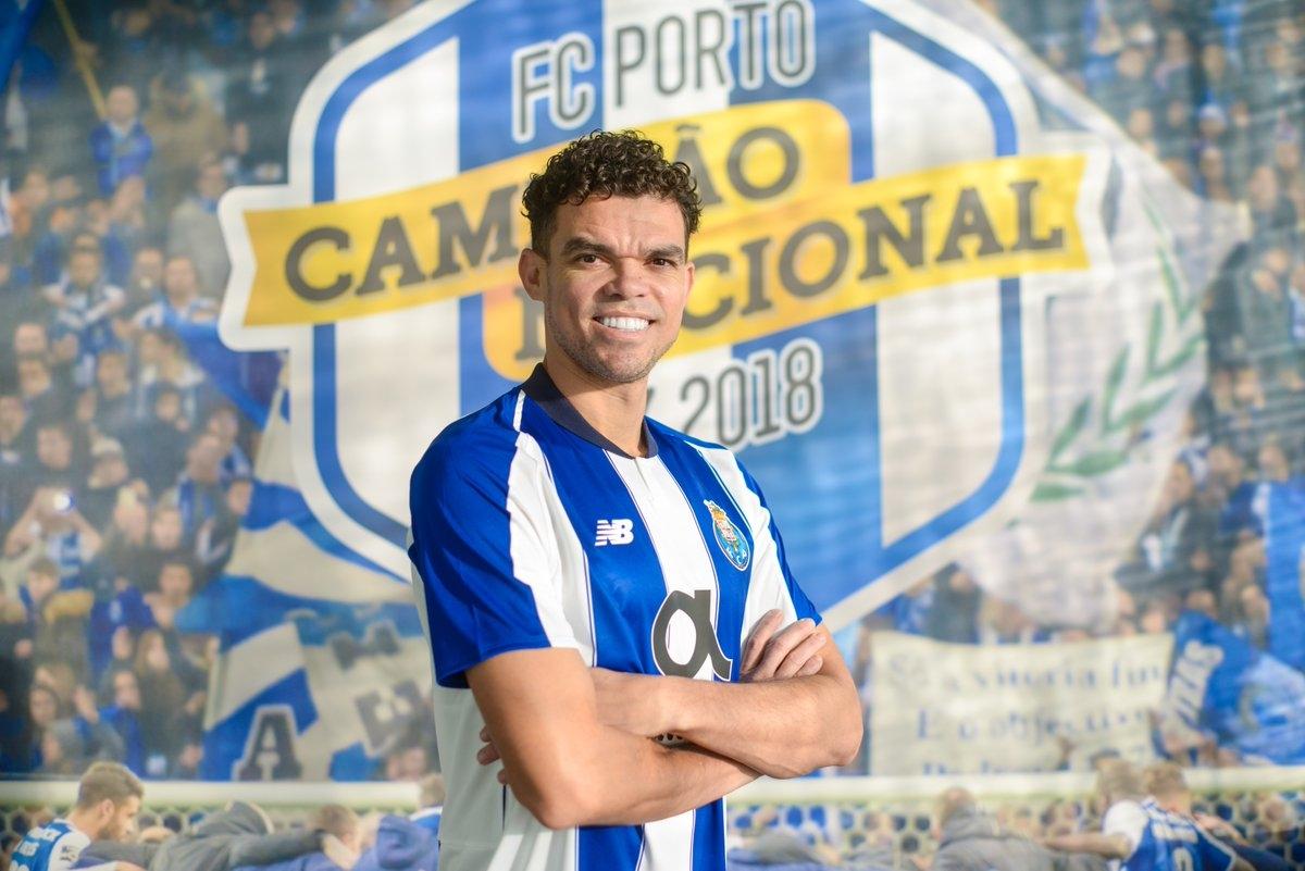 Централният бранител Пепе премина в тима на Порто като свободен