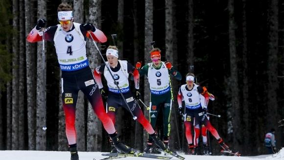 Българинът Кристиян Стоянов се класира на 47-о място в спринта