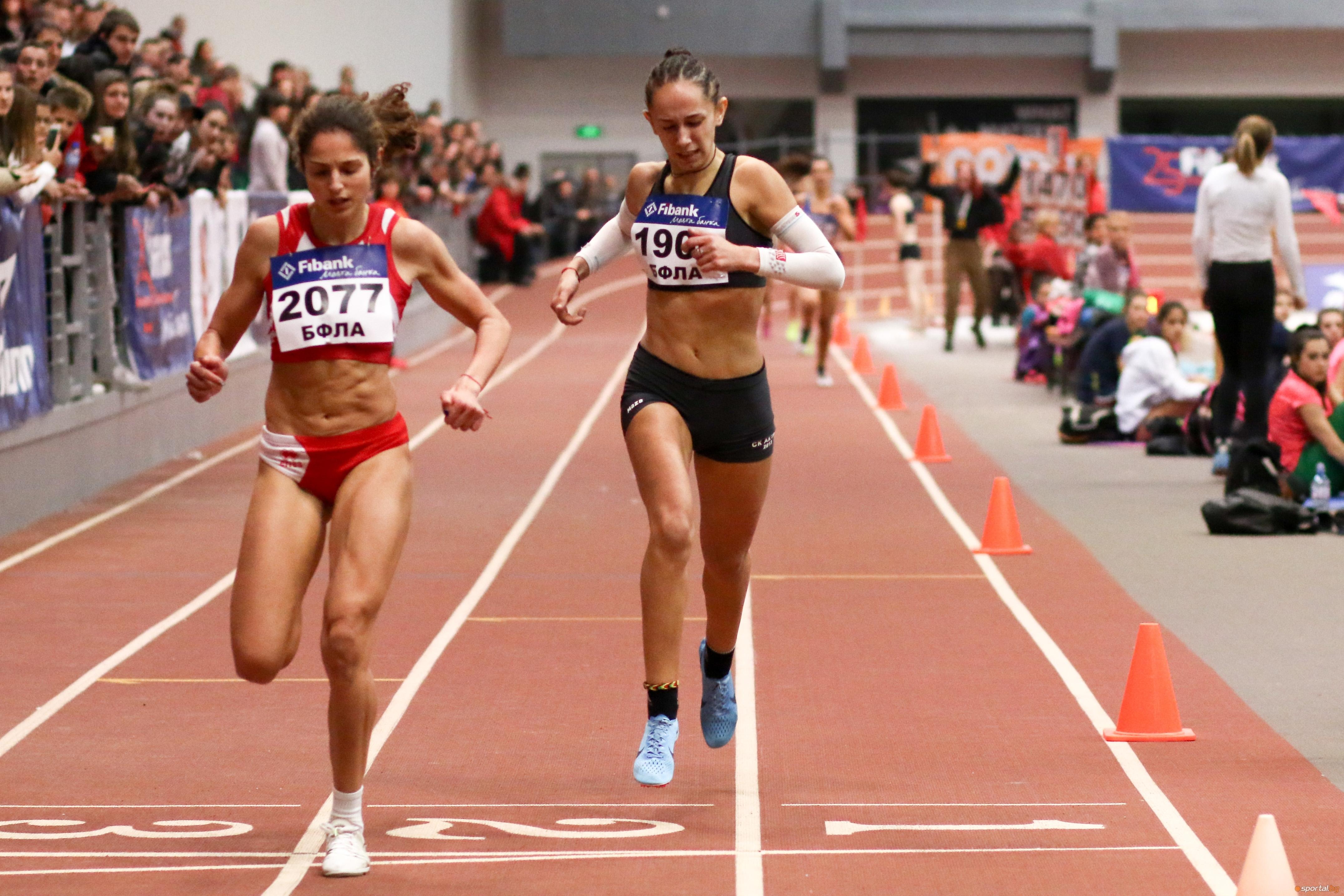 Сребърната медалистка на 1500 метра от континенталния форум за девойки