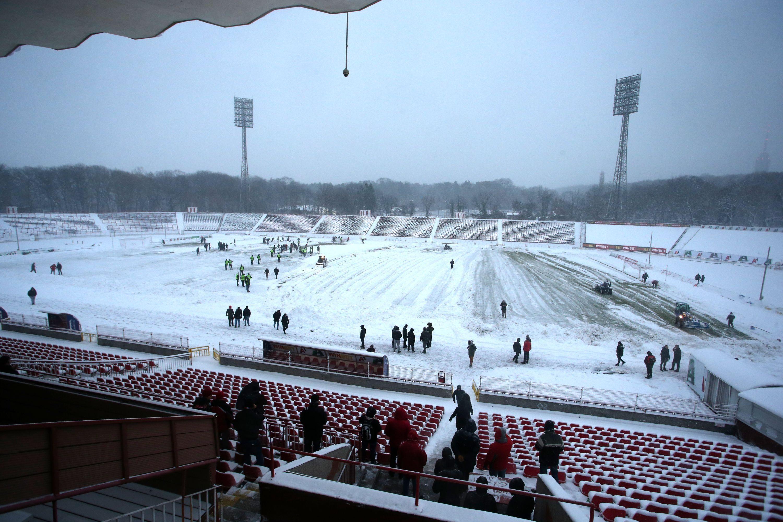 Ръководството на ЦСКА-София е изготвило план и проект за реконструкция