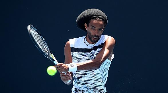 Дъстин Браун е един от най-атрактивните, ексцентрични и нестандартни тенисисти