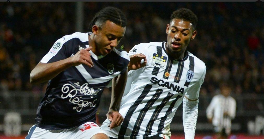 Бордо измъкна драматична победа с 2:1 при гостуването си Анже