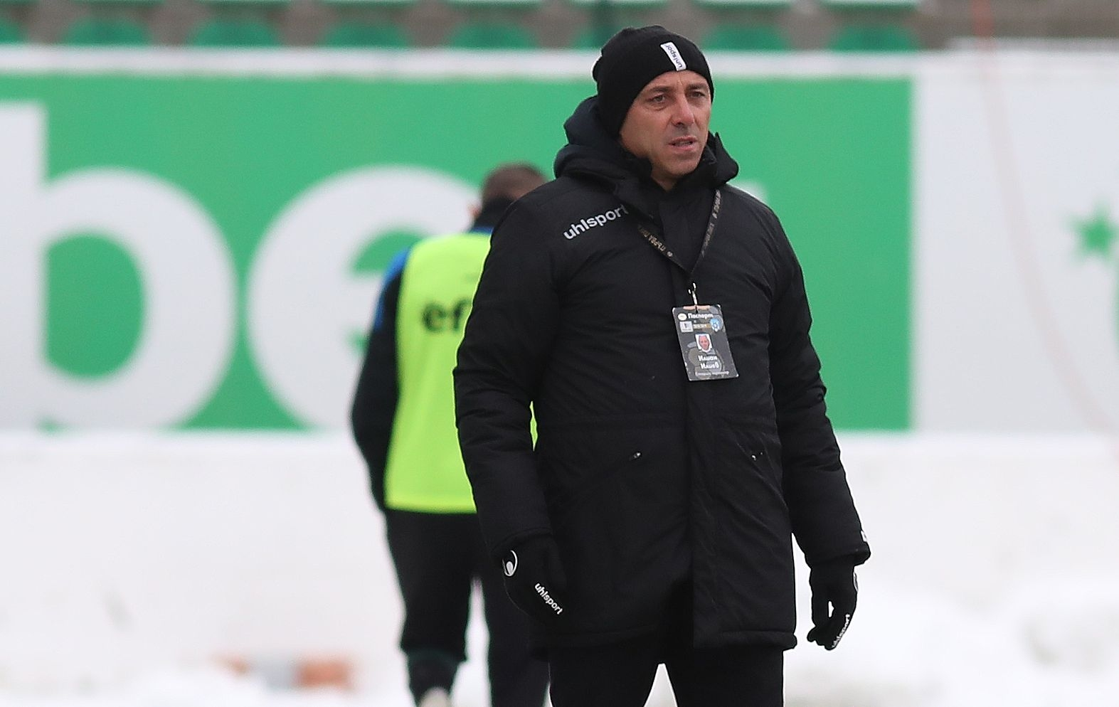 Старши треньорът на Черно море Илиан Илиев заяви, че тръгва