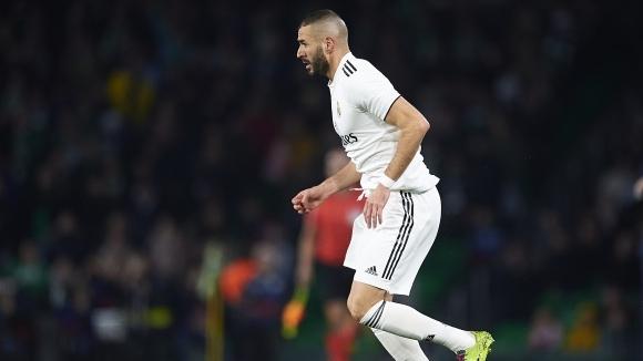 Нападателят на Реал Мадрид Карим Бензема ще бъде опериран в