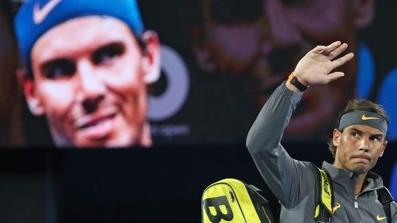 Рафаел Надал си осигури място в третия кръг на Australian
