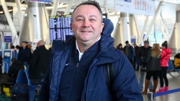 Наставникът на Левски Славиша Стоянович ще поеме националния отбор на