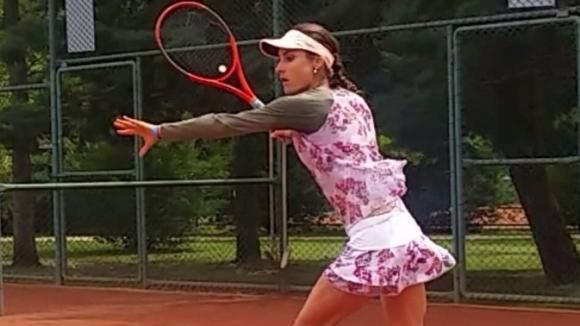 Българката Диа Евтимова отпадна в първия кръг на турнира по