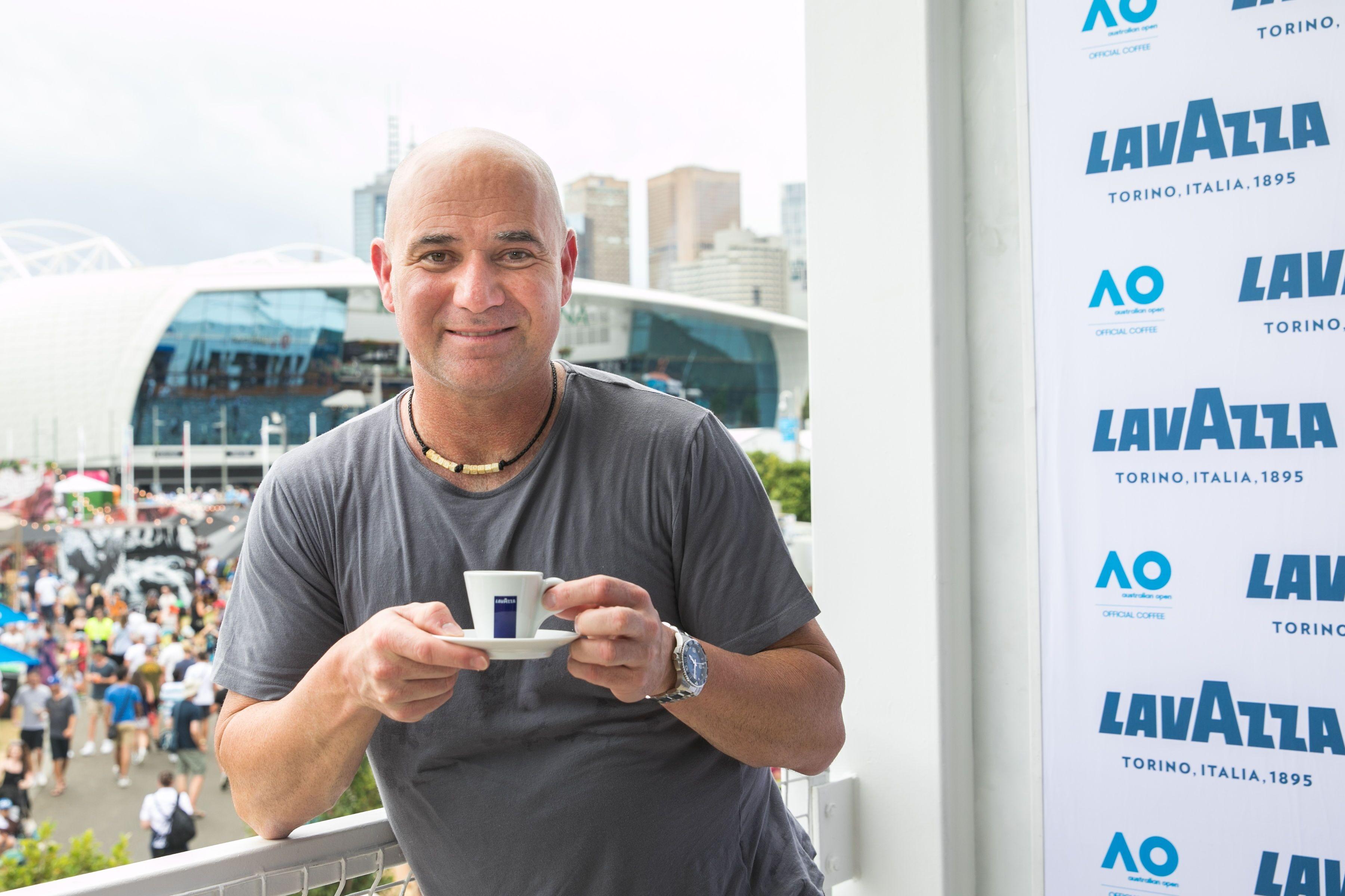 Тенис легендата Андре Агаси сподели пред Sportal.bg, че напълно вярва,