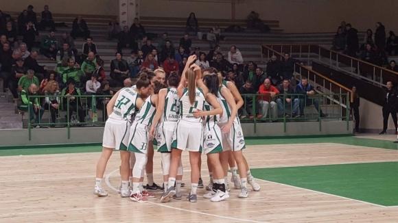 Берое постигна седма поредна победа в Адриатическата лига за жени