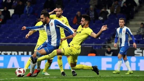 Отборът на Еспаньол си осигури участие на 1/4-финала за Купата