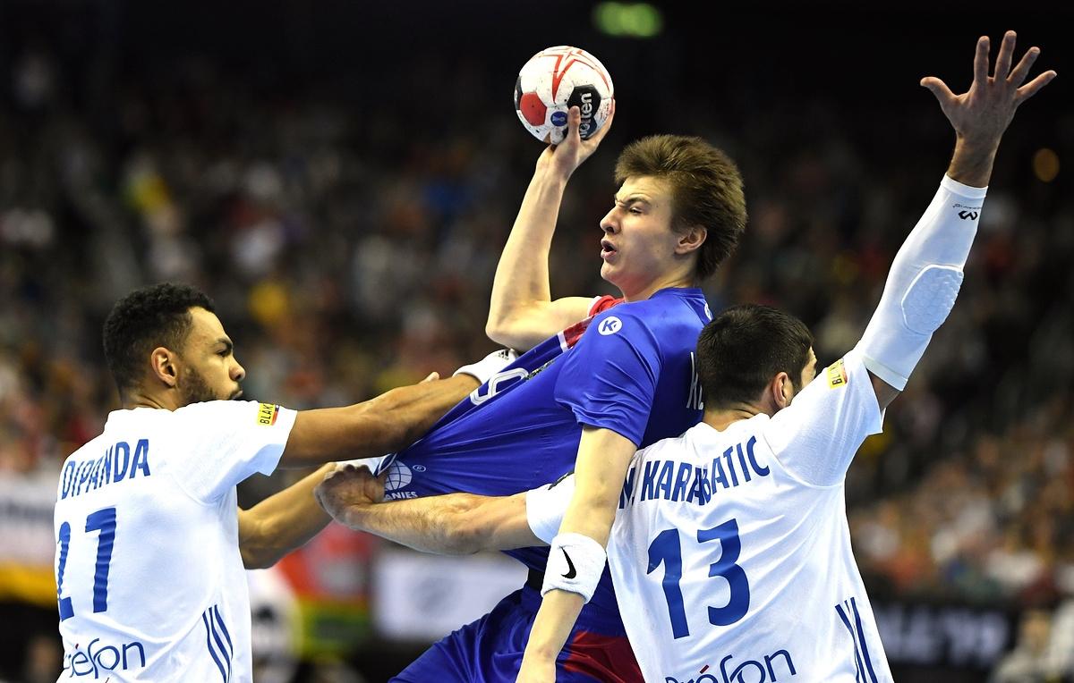 Снимка: Русия не успя да преодолее първата групова фаза на Световното първенство