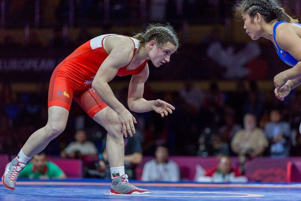 Снимка: Биляна Дудова открива сезона на турнир в Русия