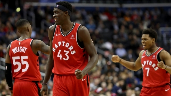 Снимка: Сиакам донесе пореден успех на Торонто