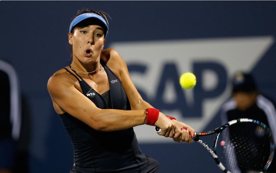 Снимка: Елица Костова се класира за полуфиналите на двойки в Сингапур