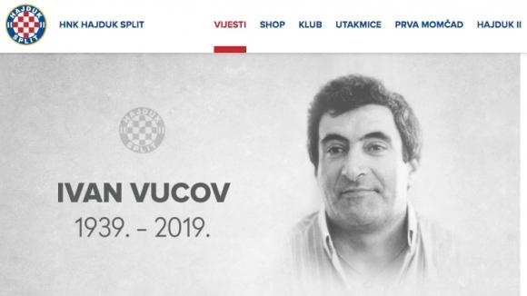 Снимка: Хайдук за кончината на Вуцов: Семейството ни остана с член по-малко