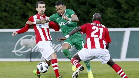 Лудогорец и Хонвед играят при 0:0 в контрола на турска