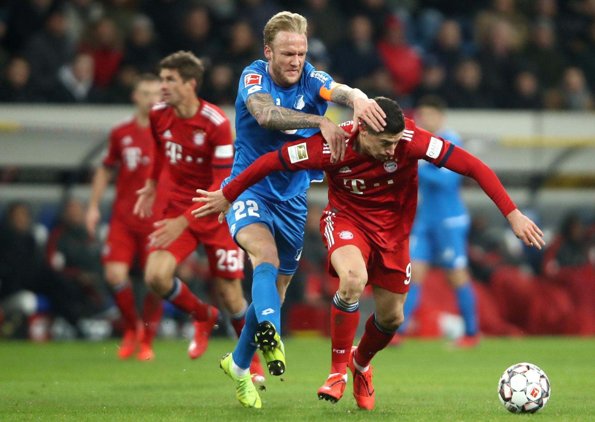 Хофенхайм и Байерн Мюнхен откриват 18-ия кръг в Бундеслигата и