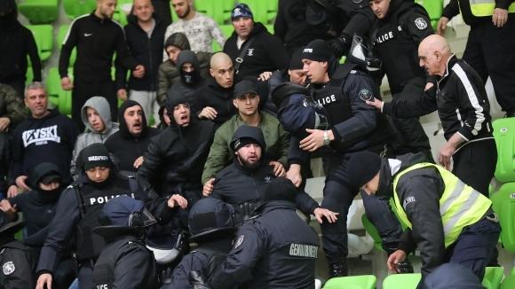 """Три дни след инцидентите в """"Арена Ботевград"""" на 16-и януари"""