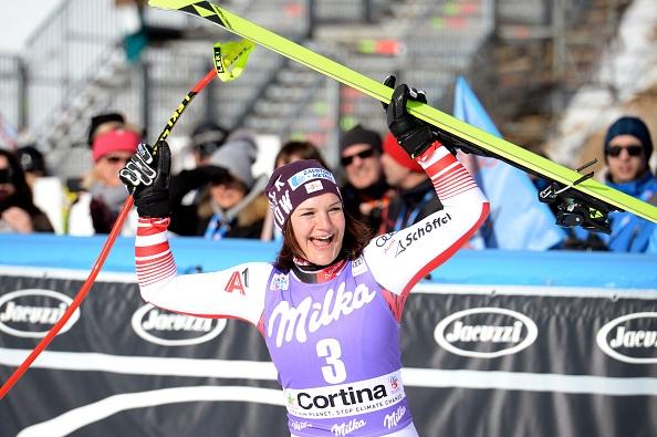 Австрийката Рамона Зийбенхофер спечели втора победа в кариерата си за