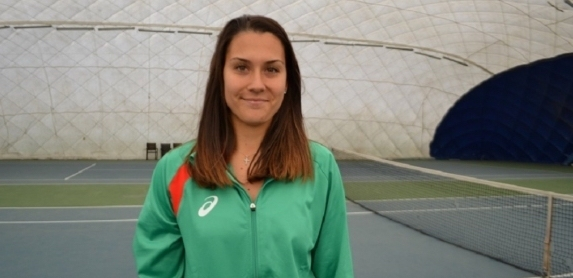 Българката Джулия Терзийска загуби финала на двойки на турнира по