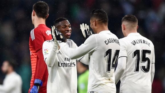 Отборите на Реал Мадрид и Севиля излизат в двубой от