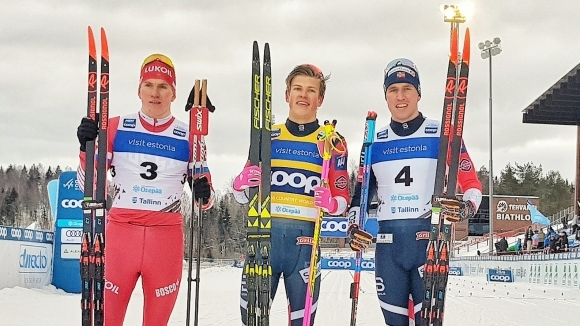 Норвежците Майкен Касперсен Фала и Йоханес Клаебо спечелиха спринтовете класически