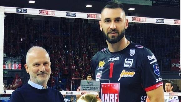 Двесрещи от волейболното първенство на Италия предстоят този уикенд в
