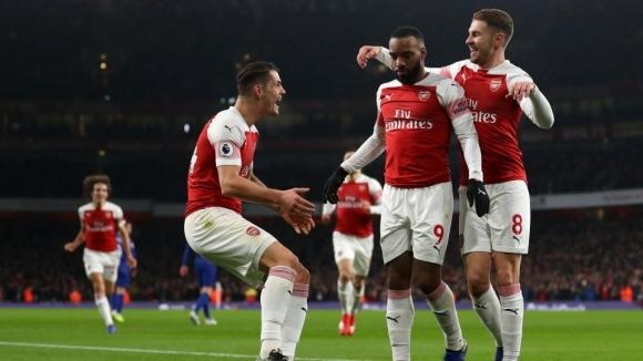 Арсенал приема Челси в голямото лондонско дерби от 23-ия кръг